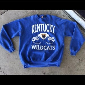 Other - Vintage Kentucky Wildcats Crewneck